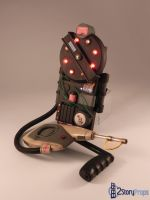 Tainted Love Proton Pack by torsoboyprops