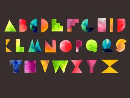 alphabets by angie03