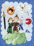 Sokka's Dream by Yamigirl21