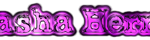 PNG Glow Text for Natasha Herrera by pempengcoswift13