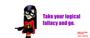 Logical Fallacy by Violet-the-Siberian