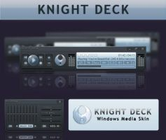 Knight Deck Media skin by myprasath