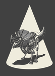 Mechanical Triceratops by HackSigns