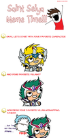 Saint Seiya-Meme Time!!! (my Version) by pedrocorreia