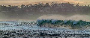Mollymook Wave 2 by TarJakArt