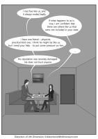Distortion of 4th Dimension - Page 4 Chapter 2 by Oksana007