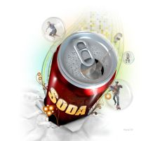 Soda by BraveDesign