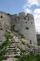 Castle Tower 1 by Stratael-stock