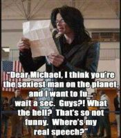 Michaels Speech I May Ask? by MichaelJackson3000