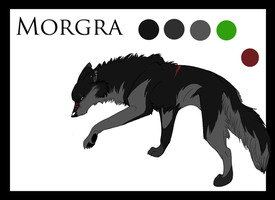 TS Comic: Ref Sheet Morgra by fenderbender368