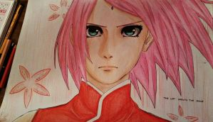 The Last: Naruto the Movie - Sakura Haruno by xNamida