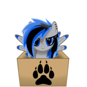 Shadow Wolf (In a box #16) by Sedrice