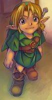 Hi i'm Link by jamespuga