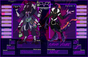 Void Riders App 2 Electric Boogaloo by InkSick