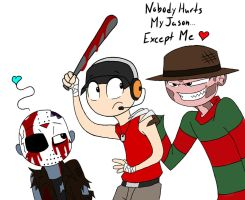 He's My Kill by Anna-Autobot12