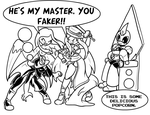 COM More Fighting for Master by ChaosCroc