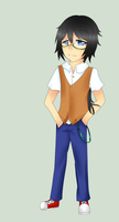 DW:: hoshiko's brother by harmpink456