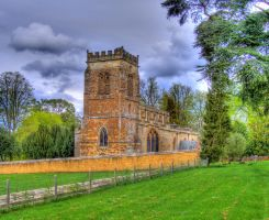 Church at Great Tew by s-kmp