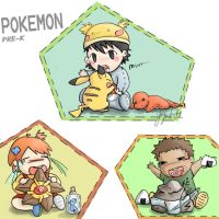 Pokemon: POKE TAN by Limebro