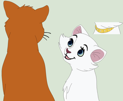 Aristocats base by ChubNarwhalBases