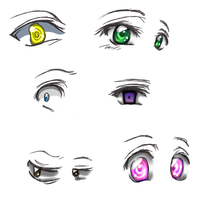 My Eyes by Myu-Umeko