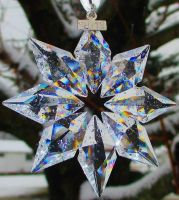 Swarovski- Ornament 2013...2 by Introverses