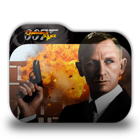 Quantum of Solace 2008 by mrbrighside95