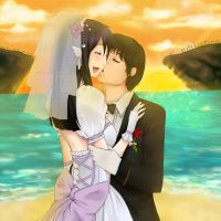 Just Married -FxS- by Dulceku