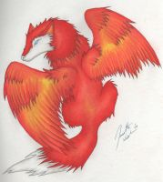 Fire Fox for Spider by t2t