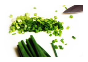 Chives by paintedfingers