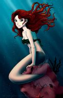 Mermaid by Lain-Luscious