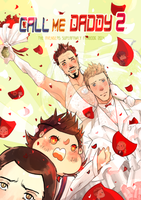 The Avengers : Superfamily fanbook 2 by fujimot0