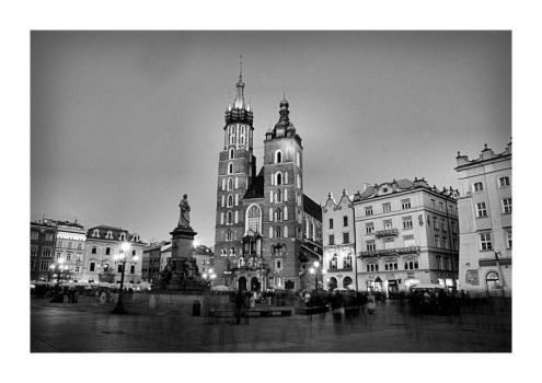 Cracow by JustRaven