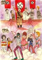Nazis in 1934 and in 1974 xD by HerHH-Idiot