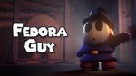 Fedora Guy by MovieMowDown