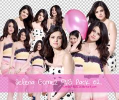 Selena Gomez PNG PACK 02. by purplefreesia