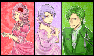 A Ballroom Occasion by Anante