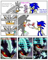 Sonic go evil by NeoMetalSonic360