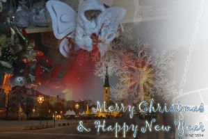 Merry Christmas and Happy New Year by bojar