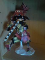 Skull Kid Papercraft by demonreapergirl