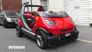 The Smart Ferrari (?!) by The-Transport-Guild
