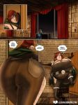 Thief in a Tight Spot by expansion-fan-comics