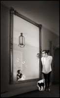 Alices' mirror by les-akenes