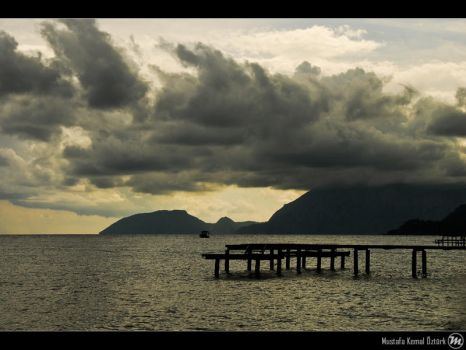 Clouds Over Olympos by MKO