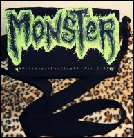 Monster Purse by GrotesqueDarling13