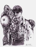 Resident Evil 2: William Birkin by SBR666