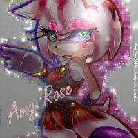 Sonic Boom Style Amy by sonamy94fan