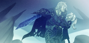 comission_zeal of the lichking by i-VI