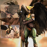 Injustice Hawkgirl by BatNight768