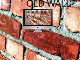 Old Wall  wallpaper pack by thegamerpr0